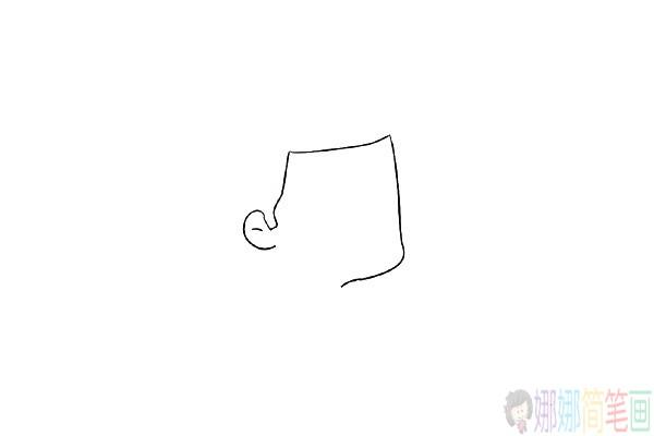 足球远动员简笔画图片步骤