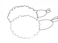 飞镖简笔画图片_防疫期间医生测体温简笔画画法步骤图片/儿童简笔画