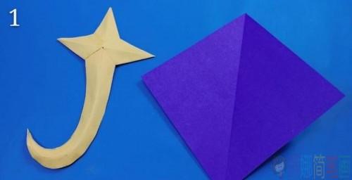 飞镖儿童折纸图片大全